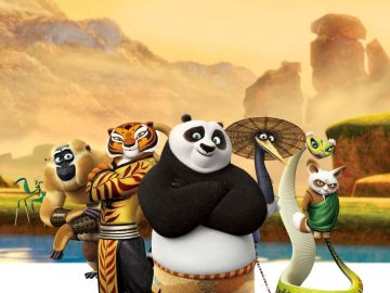 Kung Fu Panda | Hollywood Kids Movie| Hindi Dubbed 4