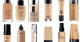 BEGINNERS GUIDE TO CHOOSING THE RIGHT FOUNDATION SHADE 16