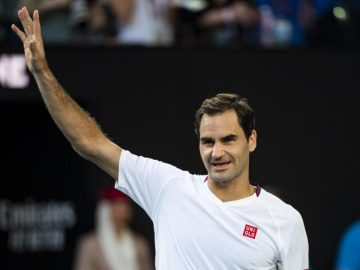 Roger Federer: Tennis Player 22