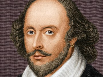 William Shakespeare, England's national poet, greatest dramatist of all time. 23