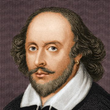 William Shakespeare, England's national poet, greatest dramatist of all time. 20