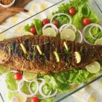 BBQ Spicy Grilled Fish Recipe By Food Fusion