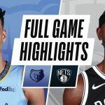 GRIZZLIES at NETS | FULL GAME HIGHLIGHTS | December 28, 2020