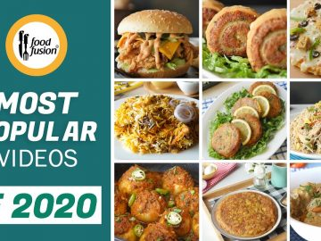 Top 10 Most Popular Recipe Videos of 2020 - Food Fusion