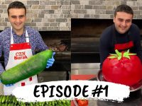 Burak Özdemir Turkish Chef Cooking Amazing Traditional Turkish Food Episode #1