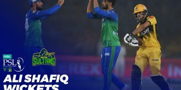 Ali Shafiq Wickets | HBL PSL 2020 | MB2T