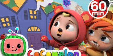 Dress Up Day At School + More Nursery Rhymes & Kids Songs - CoComelon 18