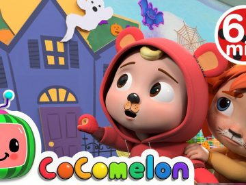 Dress Up Day At School + More Nursery Rhymes & Kids Songs - CoComelon 33