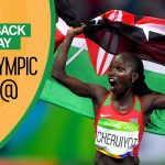 Vivian Cheruiyot breaks the 5,000m Olympic record at Rio 2016 | Throwback Thursday