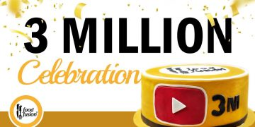 3 Million Subscribers Celebration with New Year