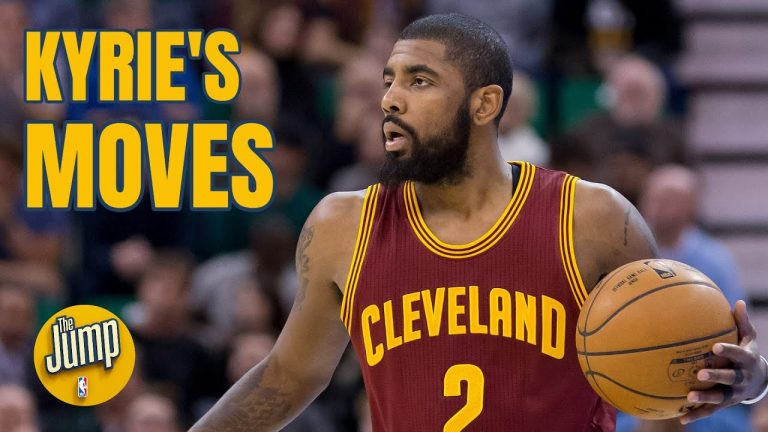 Counting down Kyrie Irving's most unbelievable moves | The Jump