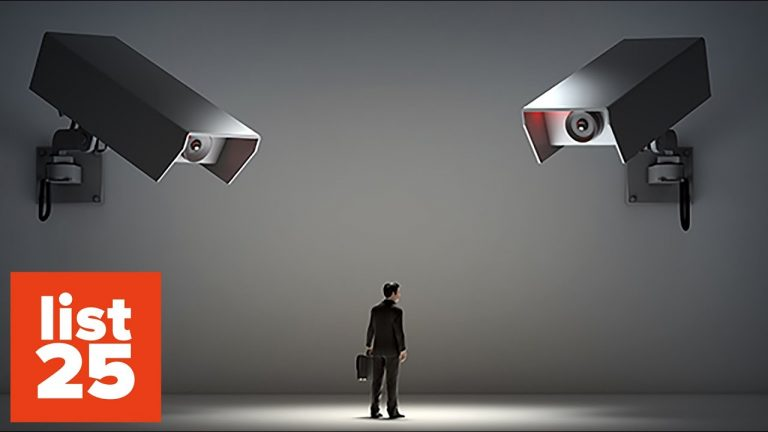 25 Scary Ways The Government Could Be Spying On You