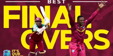 FINAL OVER FINISHES!   The Greatest Cricketing Finales of All Time: Part 1   West Indies Cricket