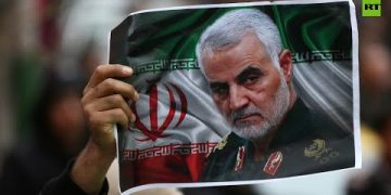 Ceremony marks first anniversary of Soleimani's death in Kerman, Iran