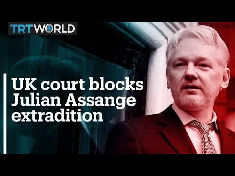 UK judge rules Julian Assange won't be extradited to US