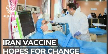Iran hopes its own COVID-19 vaccine will bring change