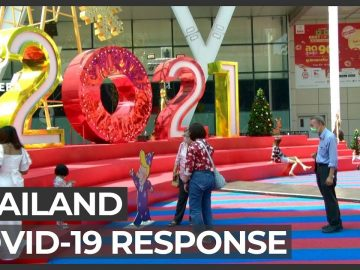 Thailand cancels New Year's celebrations amid COVID fears