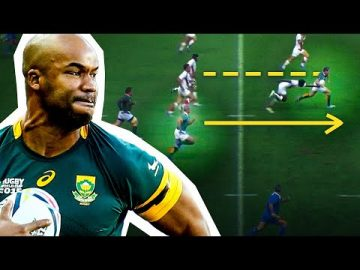 🔥 JP Pietersen Was A Beast For The Springboks 4