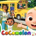 Wheels On The Bus (School Edition) + More Nursery Rhymes & Kids Songs - CoComelon 3