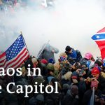 Could Trump be removed for inciting supporters to storm the Capitol? | DW News