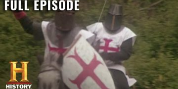 Ancient Mysteries: Knights Templar (S5, E6) | Full Episode | History 2