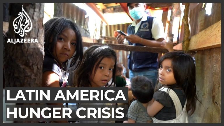 UN warns over Latin America's hunger crisis