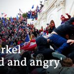How has the world reacted to Trump supporters storming the US Capitol? | DW News