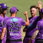 Short stands tall with three wickets for the Hurricanes | KFC BBL|10