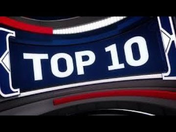NBA Top 10 Plays Of The Night | January 5, 2021