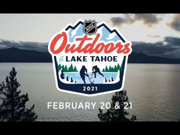 Lake Tahoe to host outdoor NHL games