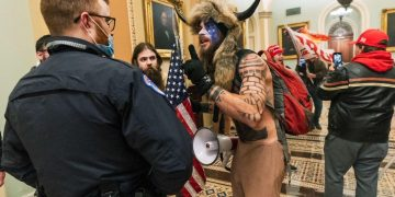Capitol Riot 'Horn' & 'Lectern' suspects in court