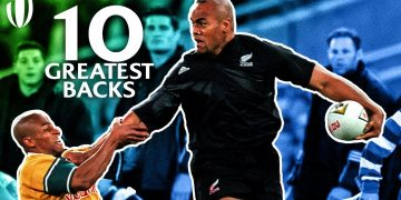 World Rugby's GREATEST backs from the 90's | Lomu, Underwood & Campese