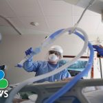 U.S. Records Nearly 279,000 Covid Infections In Single Day | NBC Nightly News