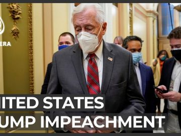 Impeachment: US Democrats introduce two motions against Trump