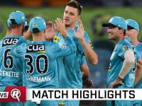 Burns, Lynn help red-hot Heat roll the Renegades | KFC BBL|10
