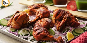 Fried Chicken Tikka Recipe By Food Fusion