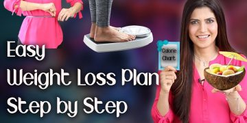 Easy Weight Loss Plan Step by Step - Ghazal Siddique