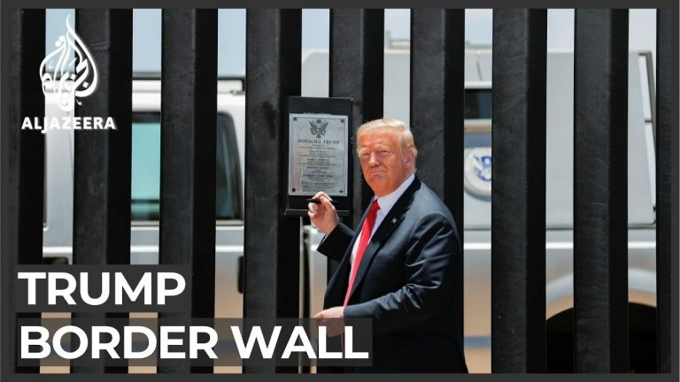 What is the effect of Trump's border so far?