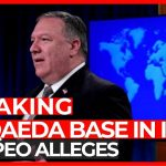 US' Pompeo claims al-Qaeda established new base in Iran