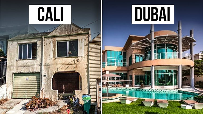 What $1 Million Buys You Around The World
