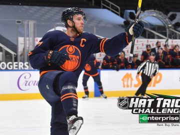 McDavid dazzles with first hat trick of 2021 season