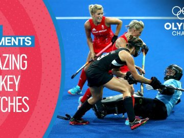 Top 10 Amazing Hockey Matches at the Olympics | Top Moments
