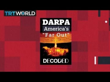 Decoded: DARPA - America's 'Far Out'