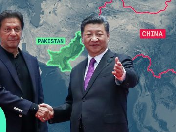 How China's Flagship Belt and Road Project Stalled Out