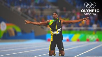 Usain Bolt releases a Song? | Olympic Channel