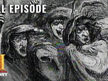 Ancient Mysteries: DARK HISTORY OF WITCHES (S4, E5) | Full Episode | History 1