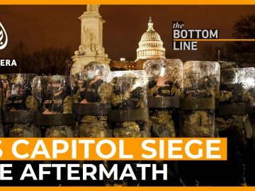 What happens after the Trump-inspired storming of Congress? | The Bottom Line