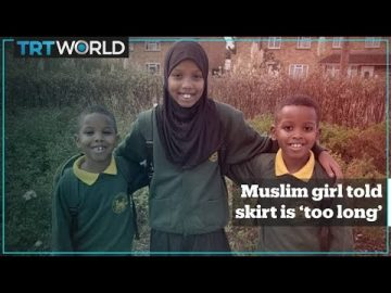 Muslim girl sent home from school, told skirt is 'too long'