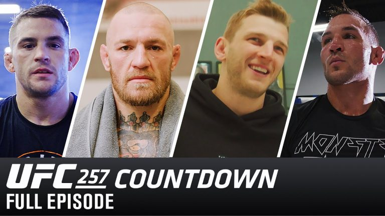 UFC 257 Countdown: Full Episode