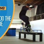 How to do a Frontside 5-0 feat. Kelvin Hoefler | Olympians' Tips